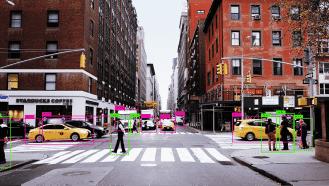 Safeguard Pedestrians