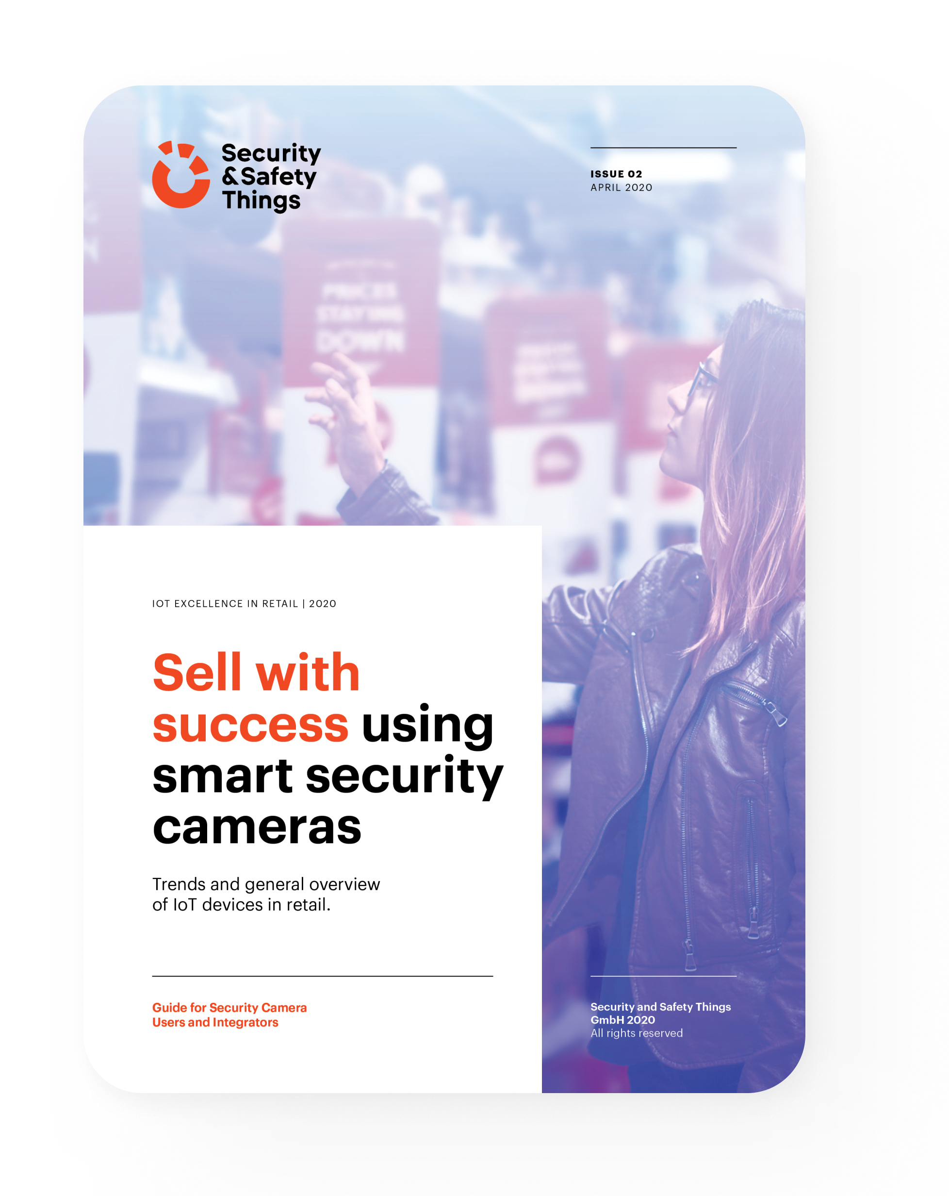 Sell with success using smart security cameras-cover
